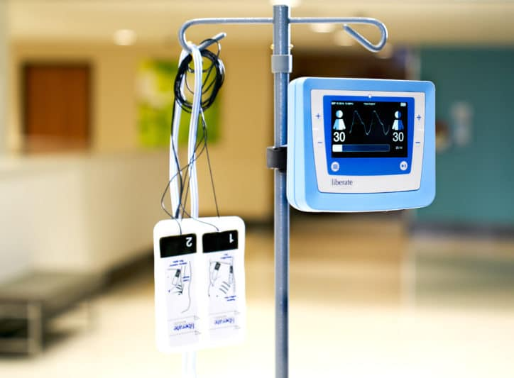 Liberate Medical device